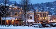 Winter Southern Oregon