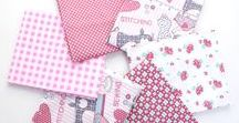 Fat Quarter Projects / Useful and beautiful projects for using the fat quarters from your SewHayleyJane sewing subscription box