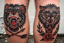 Inspiring Tattoos & Flashes