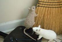 Patterns to knit - toys