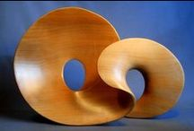 wood sculpture John McAbery / wood sculpture John McAbery