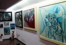 Rotary Art Gallery. / Rotary Art Gallery.