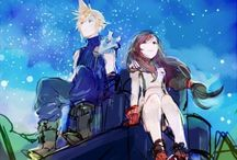 Fangirling / Gaming, anime, fiction fan art.