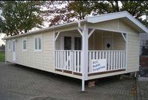 Mobilheim / Chalet Schleswig / Schickes Ferienhaus mit Veranda