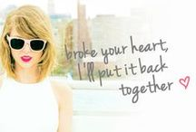Love Swift 1989