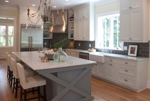 thoughts on a kitchen  / by Emily McGill