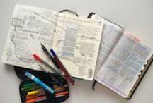 LDS Study Helps / Personal study tips, journaling pages, scripture study guides, etc. for a more personal in-depth study of the gospel of Jesus Christ. / by Montserrat {Cranial Hiccups}