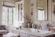 bath ideas / by Emily McGill