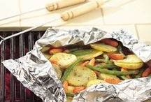 Grilling / Fire up the grill and check out these tasty recipes that can be grilled up and served all year long.