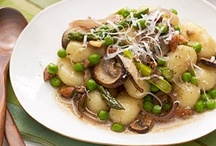Vegetarian / Anyone can follow these easy vegetarian recipes for a healthy weeknight meal.