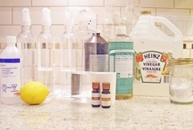 Cleaning & Organizing Ideas / by Stacy P.