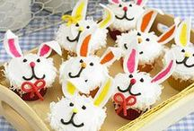 Easter / What's cooking for Easter? Whether you're planning a holiday brunch with ham and hot cross buns, a sit-down Easter dinner, or an egg hunt with candy and bunny cake, we have the perfect Easter recipes for you.   / by Recipe.com
