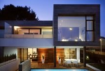 Architecture + Interiors / by Rachel M