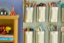 3a. Organized Craft Room Ideas / by Tracy Reed