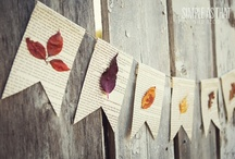 Banners, Bunting & Garland / DIY Ideas / by Tracy Reed