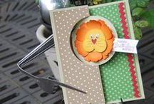 scrapbooking and cards / by Lori Brunsting