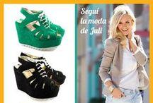 La Moda de Julieta / Mirá estos calzados y muchos más en nuestra tienda online: https://calzadosbatistella.com.ar/shop ¡Te esperamos! =D! / by Calzados Batistella