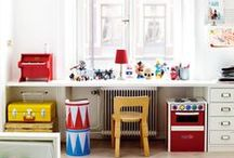 For the Home / Kiddie Space / by Eira Gemanil