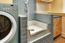 Laundry Room ideas / by Stacy P.