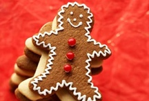 Festive Holiday Cookies / It just wouldn't be the holidays without a big platter of cookies for dessert. From classic sugar cookies to gingerbread to sandwich cookies, here are some of our favorite holiday cookie recipes. / by Recipe.com