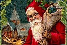 Vintage illustrations... Christmas
