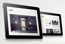 Web design, UI & UX inspiration / Web design