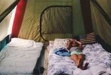 Ideas / Camping & Backpacking / by Eira Gemanil