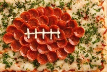 Easy Party Ideas for the Big Game / Whether you're having a big watch party or simply gathering a few close friends for the big game, we've got easy appetizer, dessert, and decorating ideas to make your big game gathering a winner!