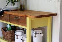 Kitchen / by Amy Gardner