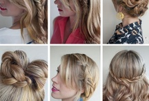 Hair. / by Lisa Theodoros