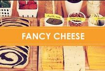 Fancy Cheese / We celebrated with a #CheeseAffair soiree in New York City for the release of our new Delights With Cheddar entrées. As inspiration, we've curated cheese boards, wine and cheese party ideas, and fancy recipes.