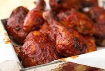 Our Best Barbecue Recipes / We love barbecue! From tangy barbecue sauces to flavorful rubs here are some of our favorite recipes from when you're in the mood for some BBQ!