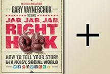 Jab Jab Jab Right Hook Book / The case studies from my new book #JJJRH jab jab jab right hook  / by Gary Vaynerchuk