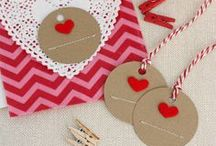 pretty packaging / gift wrap + packaging ideas