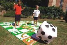 Jumbo Sized Games / Jumbo sized games for jumbo sized fun!