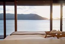 qualia: quintessential luxury / Luxury epitomised. qualia, Hamilton Island's jewel in the crown continues to enchant and intrigue travellers from across the globe. Escape your day as you journey with us to the beauty of the Whitsundays.  Indulge in a touch of qualia ...  / by Hamilton Island
