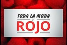 Moda en Rojo / by Calzados Batistella