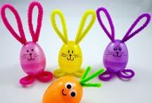 Easter Crafts / Fun DIY craft ideas for Easter!