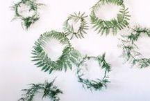 c r o w n s / floral wreaths + headdresses / by Jenni Kayne