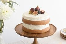 Cakes / Beautiful cakes to inspire your celebrations. / by Jenni Kayne