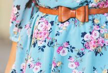 spring fashion / by Belle Pauley