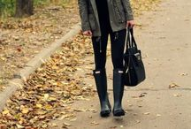autumn fashion / by Belle Pauley
