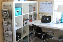 New Home Office/Study / Office  / by Brenda Ponce-Hughes