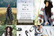 Jenni Kayne x The Chalboard x Janessa Leone / by Jenni Kayne