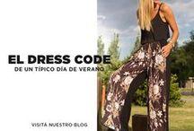 EL DRESS CODE DE UN TÍPICO DÍA DE VERANO / Te damos los tips para vestirte y sobrevivir al ritmo acelerado de los días soleados.