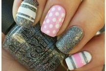 aPretty Nails! / by Irene O'Brien