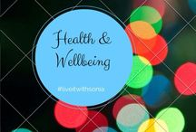 Health & Wellbeing / Health & Wellbeing to a happier you.... http://globalhomebusiness.com/soniasoltoggio