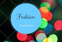 Fashion / Keeping up with my FASHION....