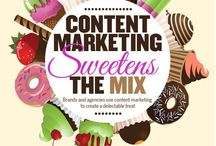 Content Marketing / Tips, tricks, and infographics helping you make the most out of content marketing