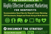 Marketing for Non-profits / Tips, tricks, and infographics helping you make the most out of marketing if you are a non-profit